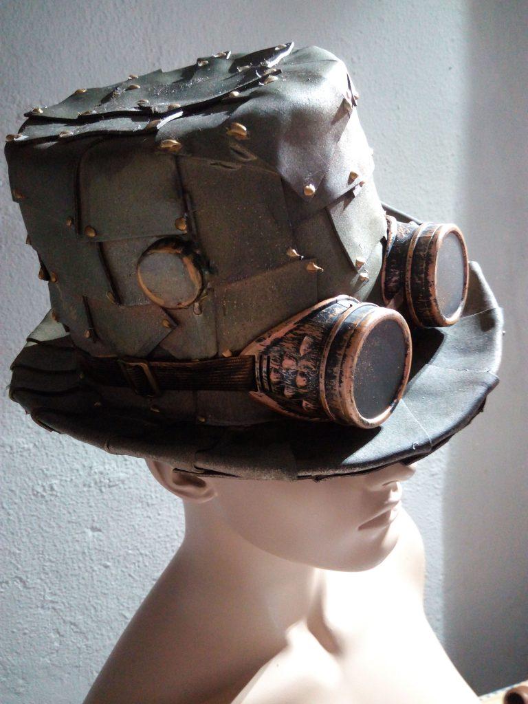 Sombrero Jean Valjean Los Miserables Steampunk